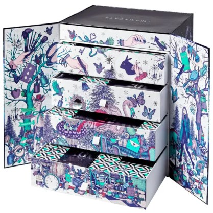 Beauty Advent Calendars: Look Fantastic Beauty Wonderland