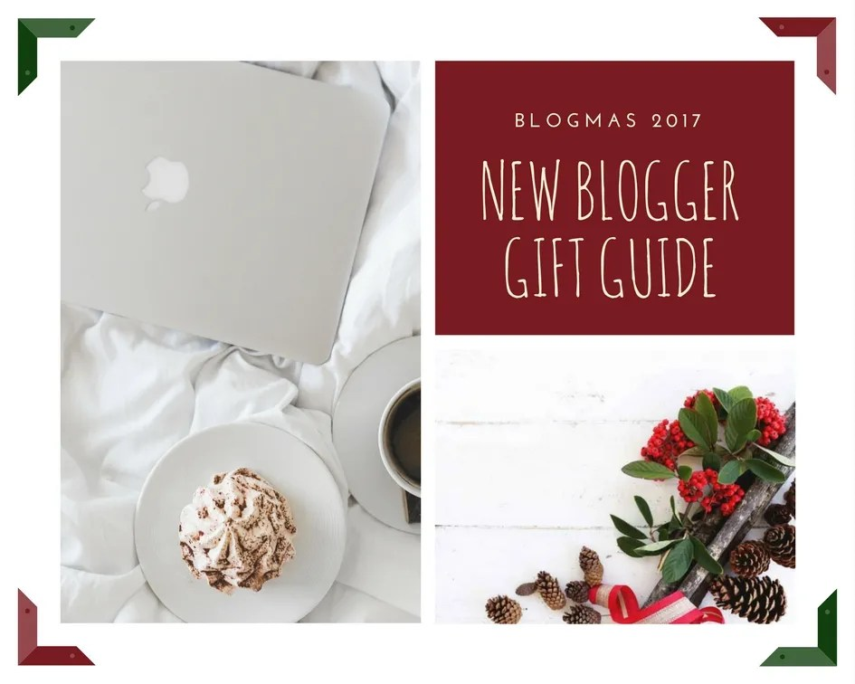 Gift Guide For New Bloggers