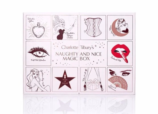 2017 Beauty Advent Calendars: Charlotte Tilbury