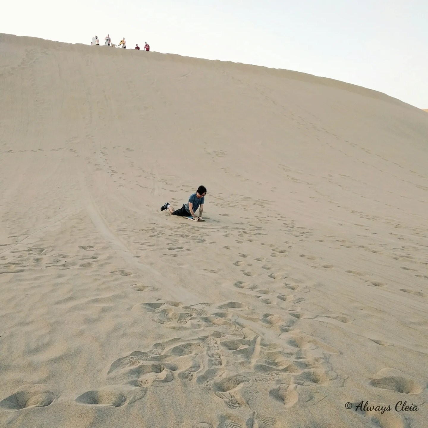 Huacachina Sand Boarding