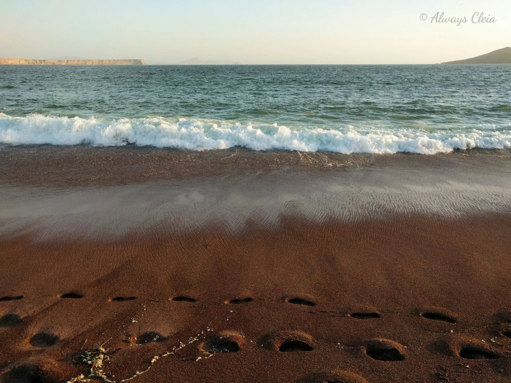 Paracas National Reserve Red Sand Beach