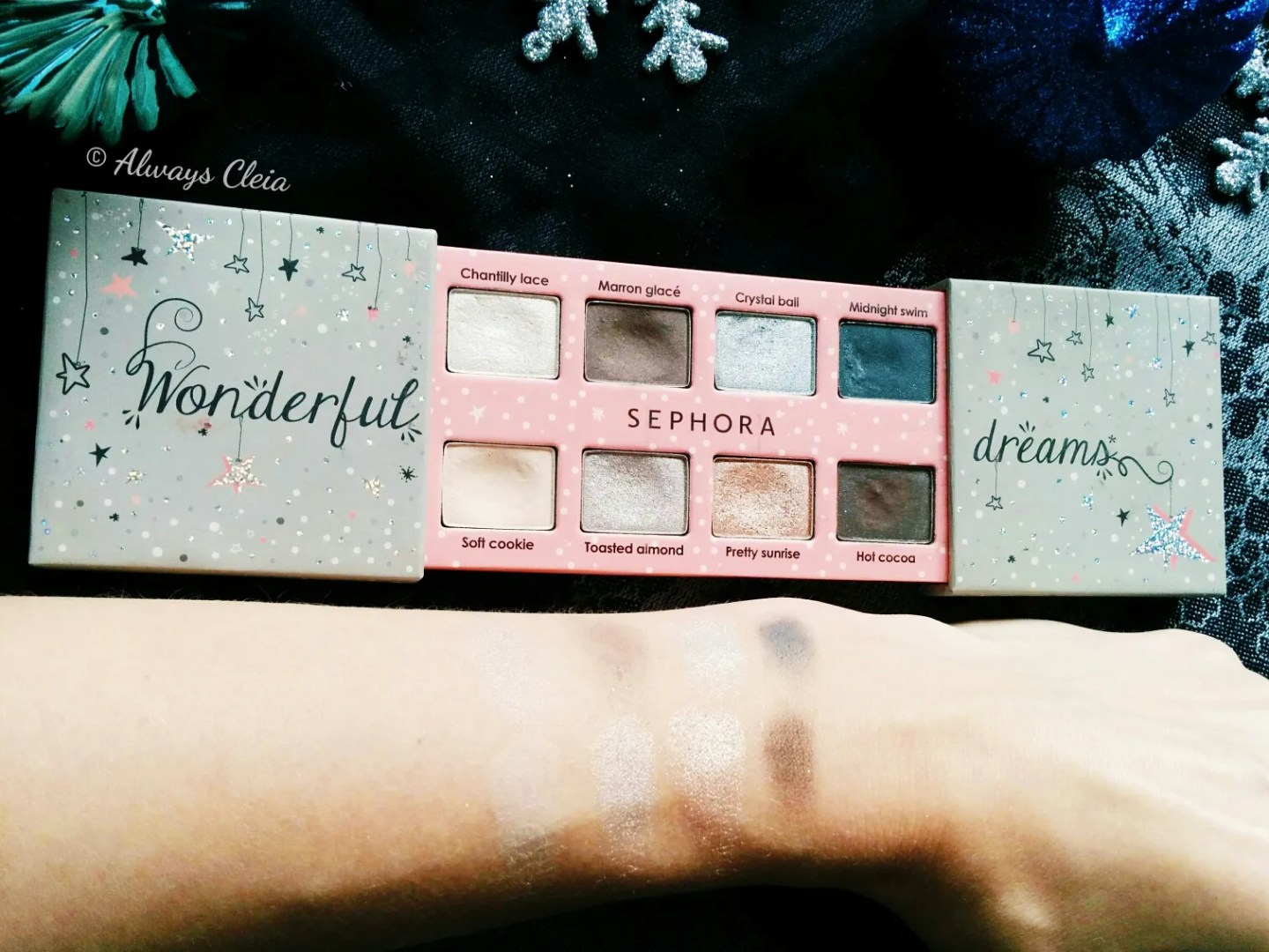 Sephora Wonderful Dreams Eyeshadow Palette
