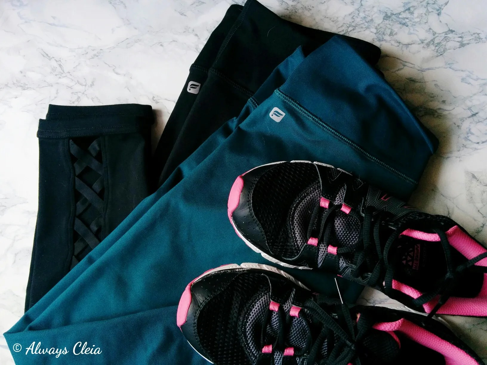 Fabletics December 2017 Review