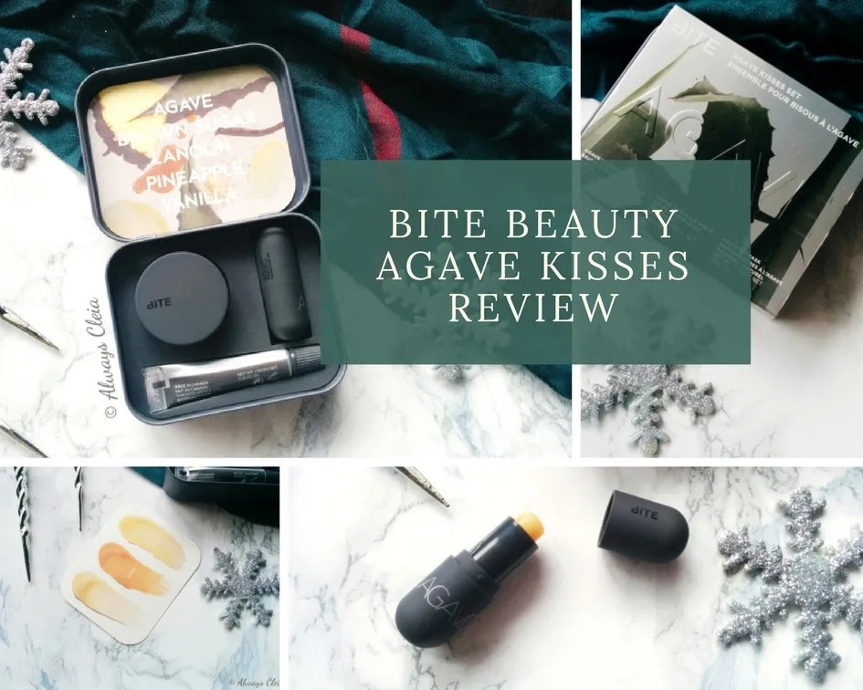 Bite Beauty Agave Kisses Set Review