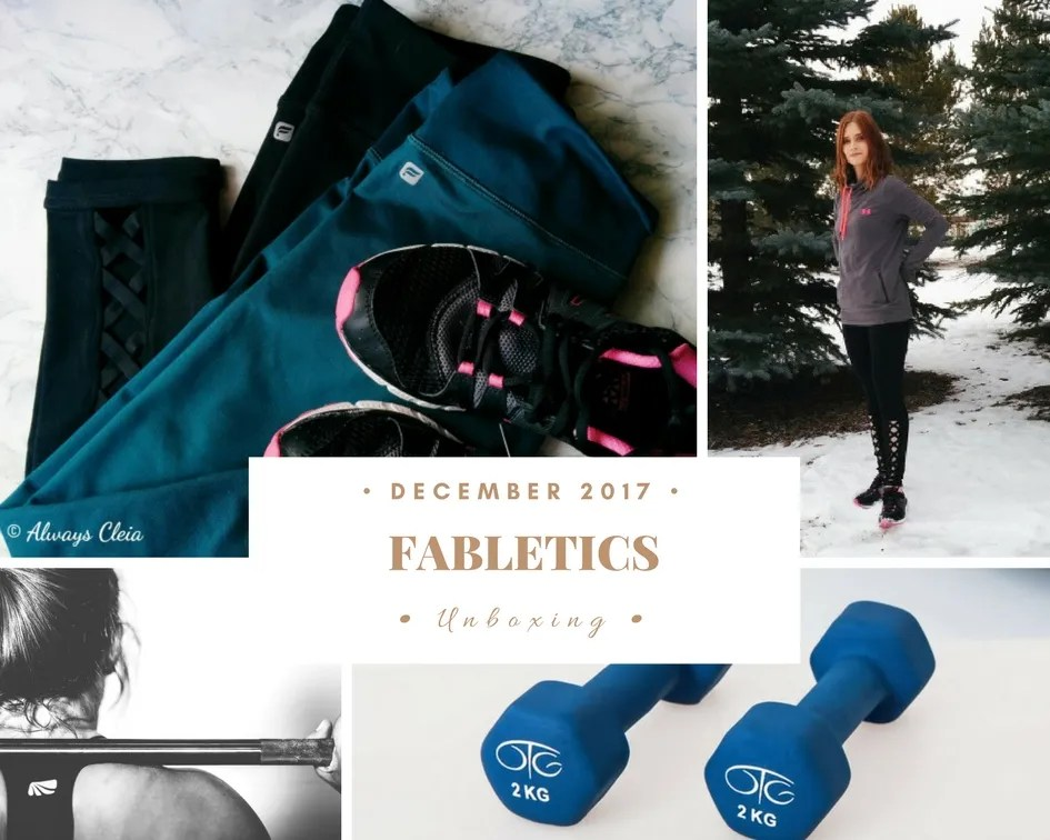 Fabletics Black Friday 2017 Review + Unboxing