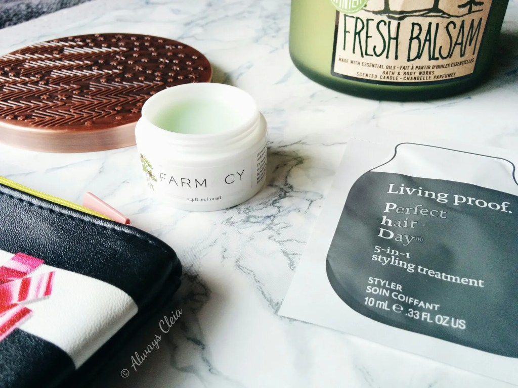 Farmacy & Living Proof Deluxe Samples