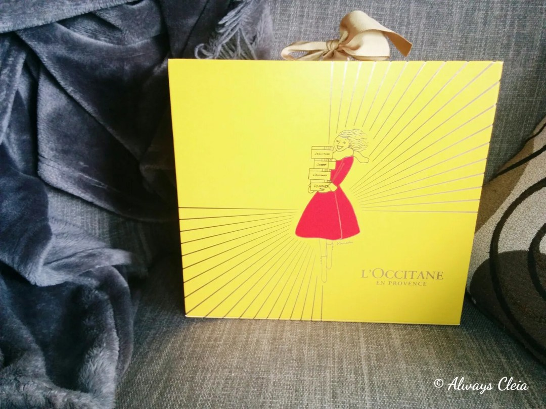 L'Occitane 2017 Luxury Beauty Advent Calendar