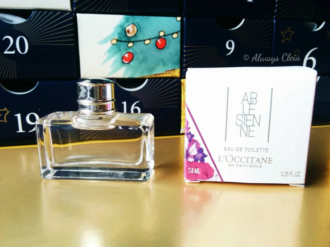 L'Occitane 2017 Luxury Beauty Advent Calendar - Arlésienne Eau de Toilette