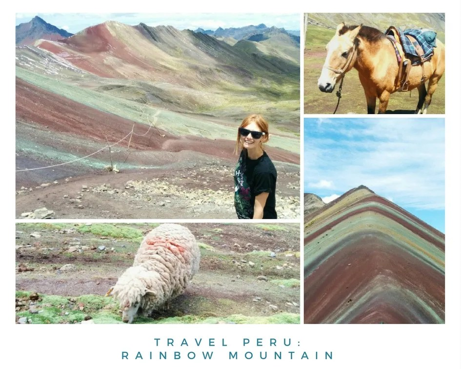 Travel Peru: Rainbow Mountain Trek