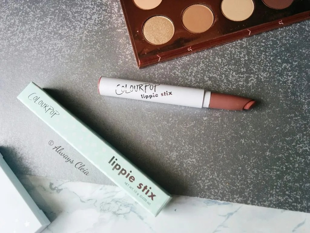 ColourPop Haul #3 - Aquarius Lippie Stix