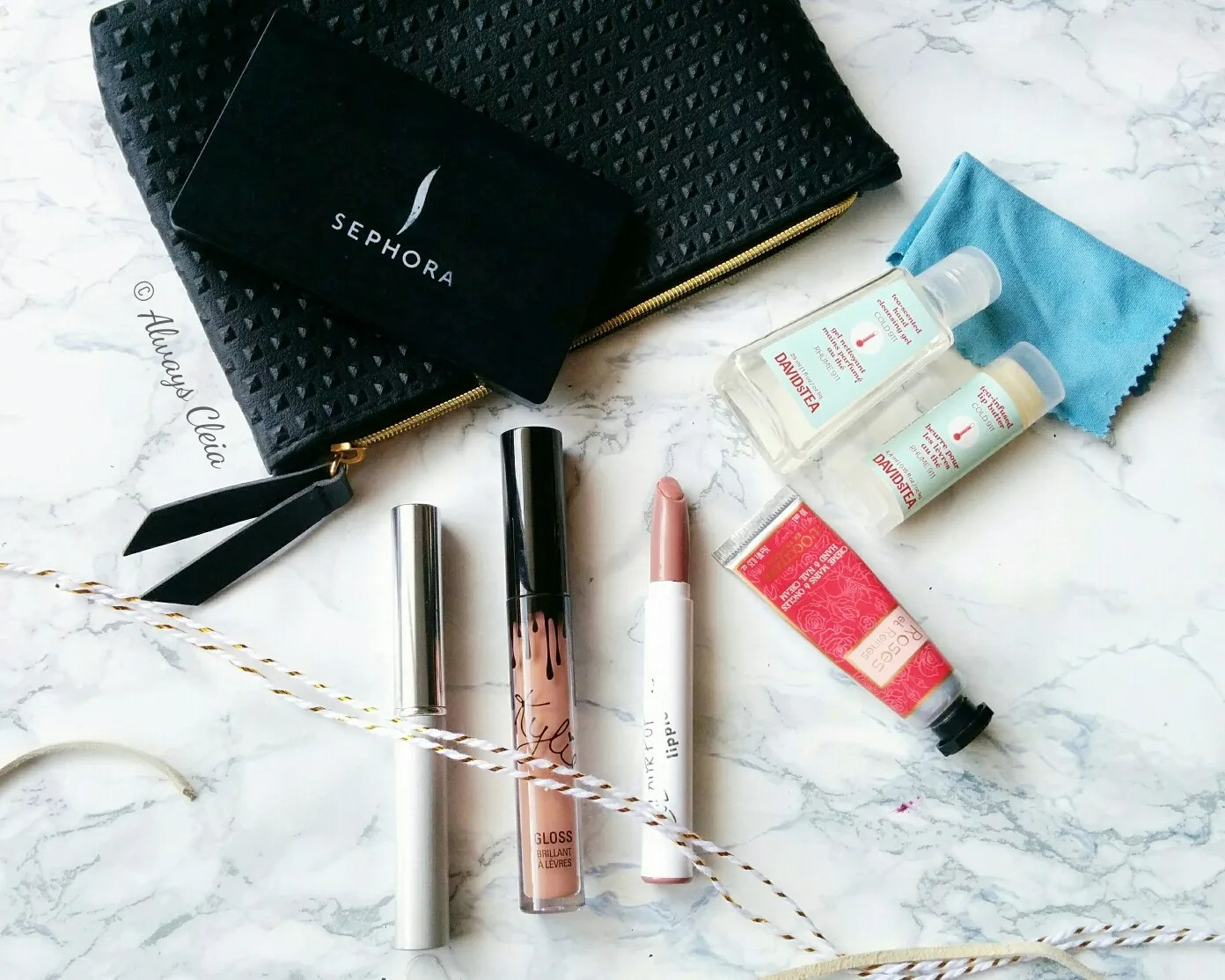 What's In My Bag - Makeup