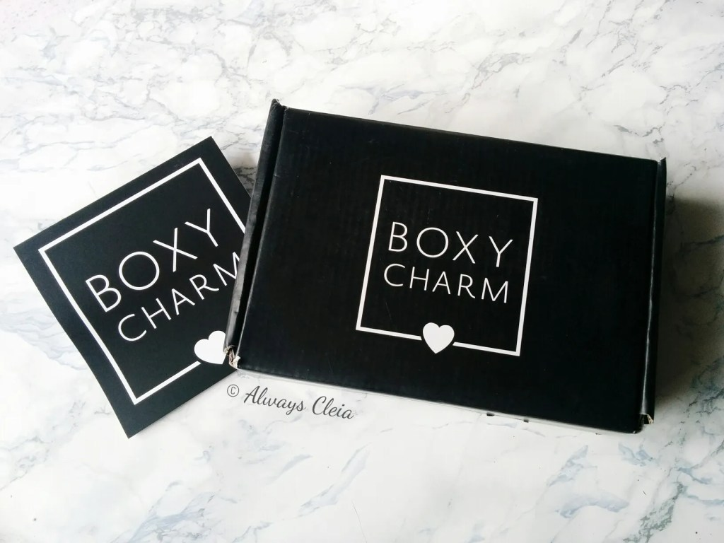 Boxycharm Beauty Box Subscription