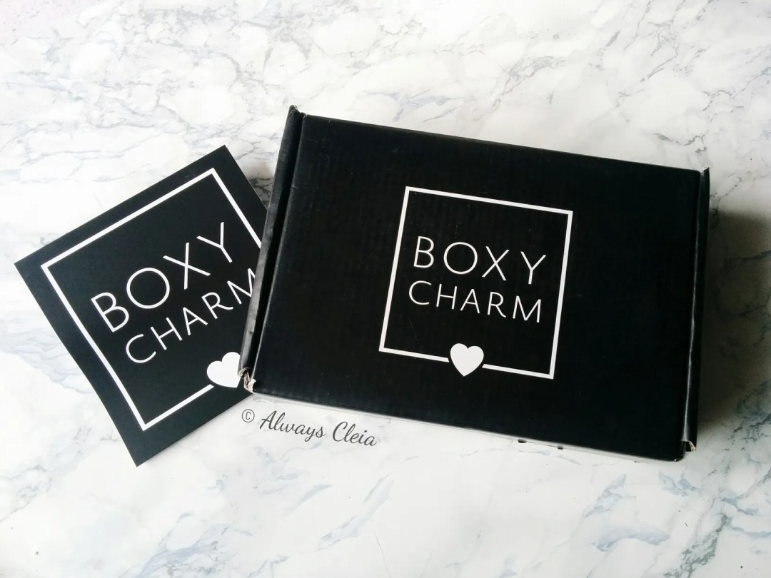 April BoxyCharm 2018