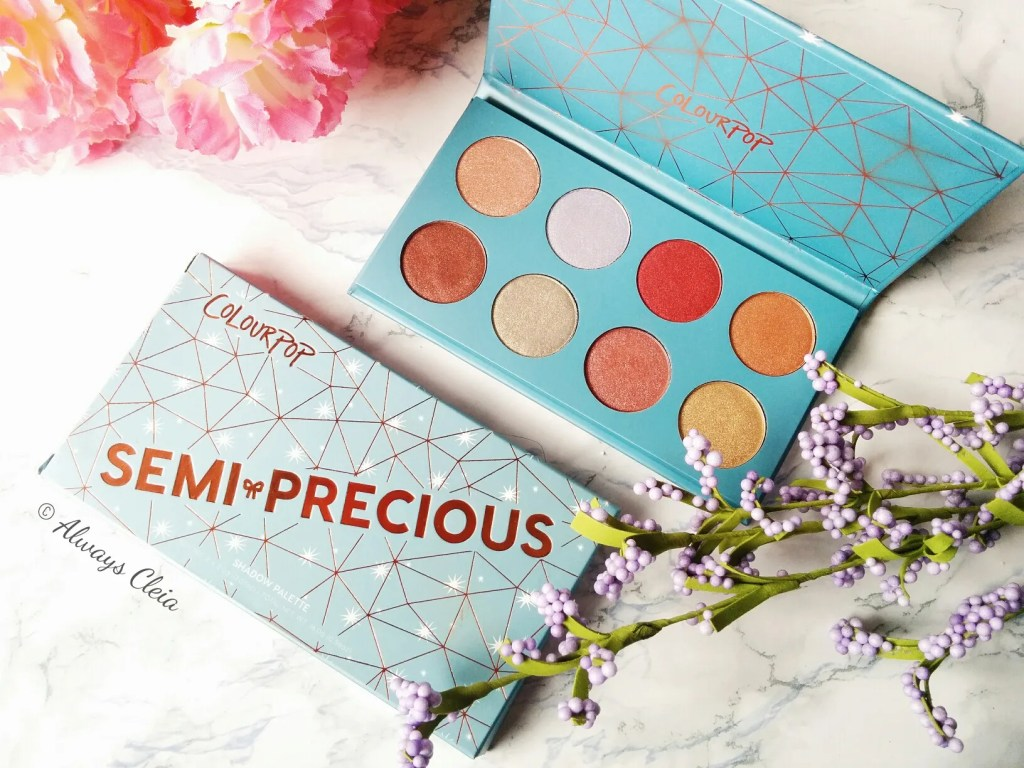 ColourPop Semi Precious Palette