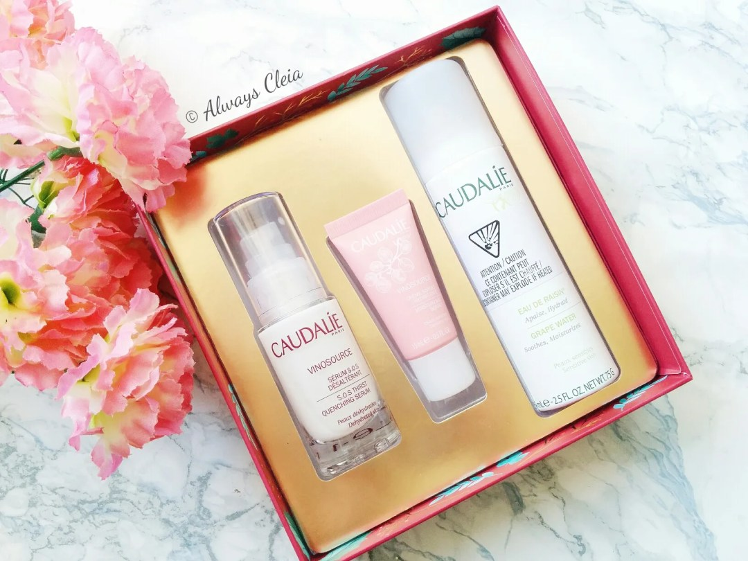 Caudalie Thirst-quenching Saviours Set
