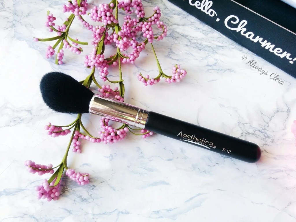 May Boxycharm 2018 | Aesthetica p12 Powder Brush