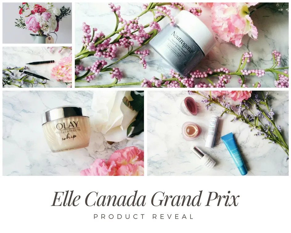 Elle Canada Grand Prix Product Reveal