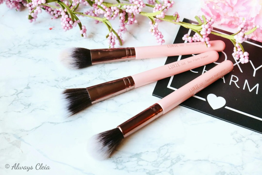Luxie Brush Trio | June Boxycharm