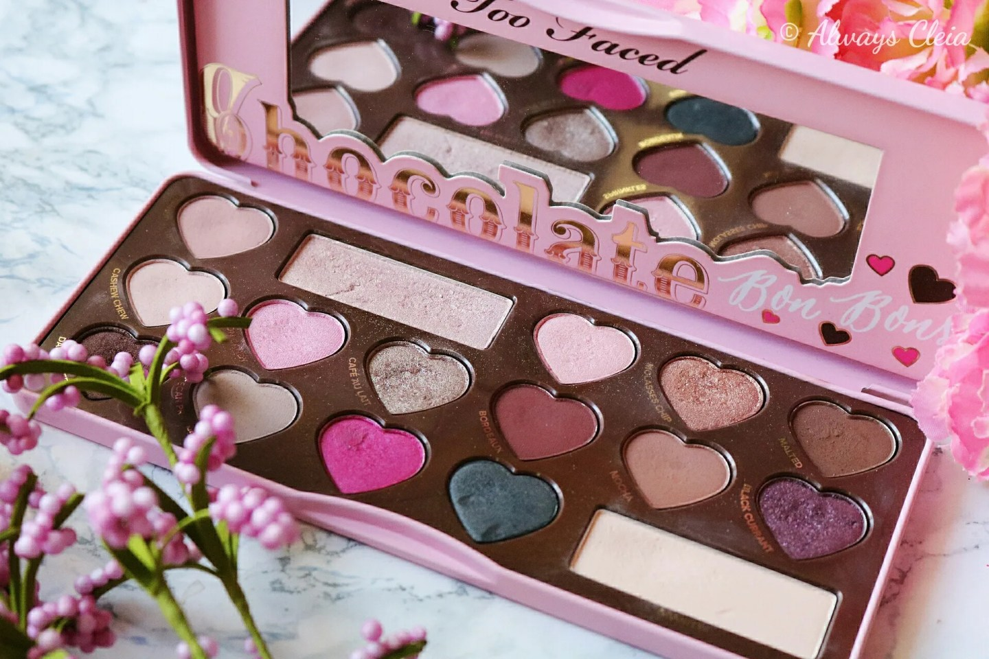 Too Faced Chocolate Bon Bons Palette | If I could Only Keep One Makeup Tag