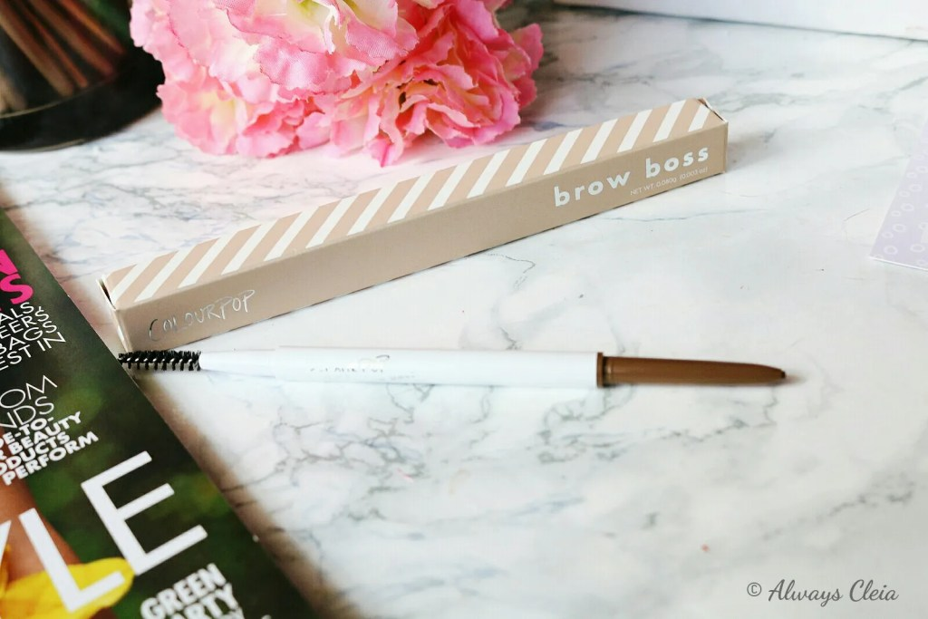 Brow Boss Pencil | ColourPop Haul