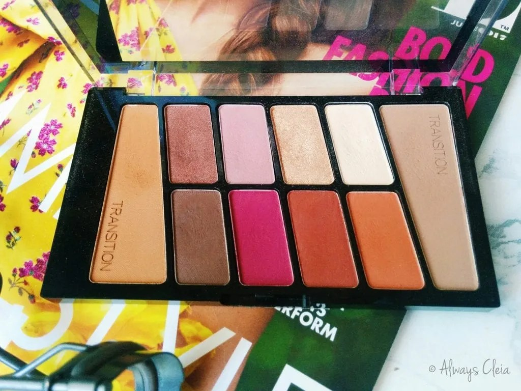 Wet N Wild Rose In The Air Eyeshadow Palette Review