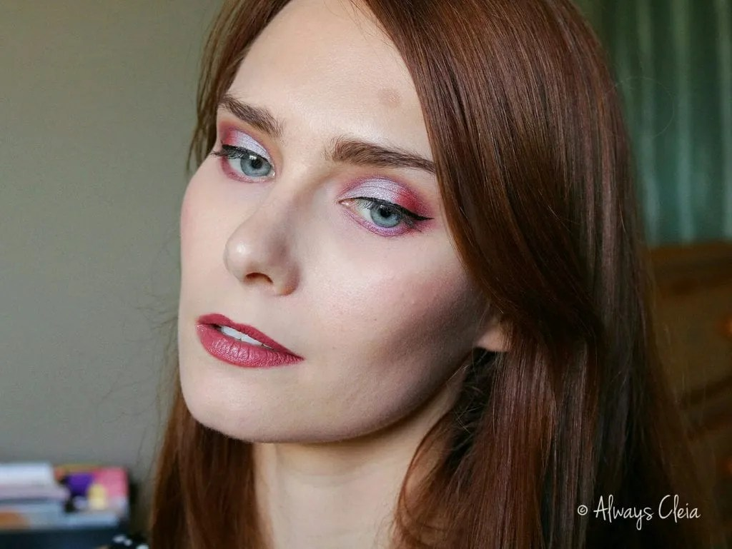 Semi Precious Palette Eyeshadow Looks | The Force Awakens