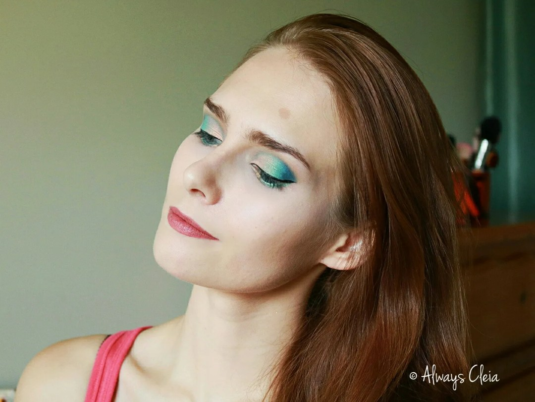 ColourPop MAR Palette Makeup Look #2 | Always Cleia