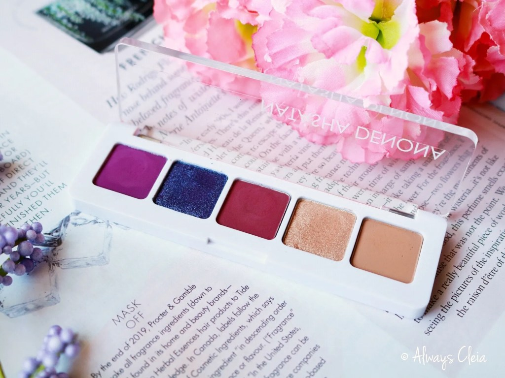 Mini Lila Palette Review