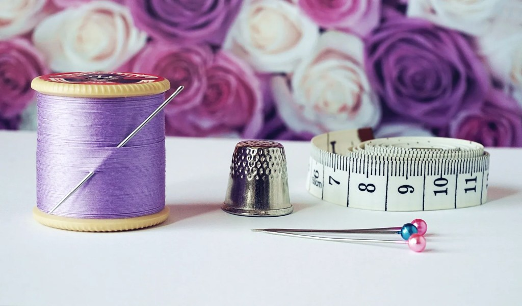 Sewing Needle & Thread