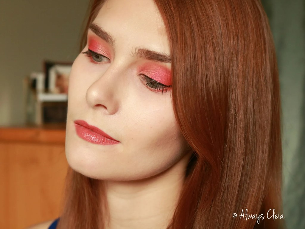 ColourPop SOL Palette Makeup Look
