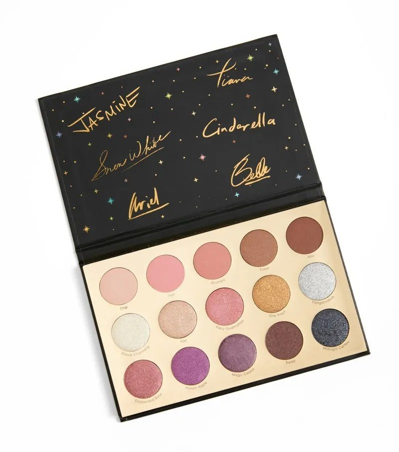 ColourPop It's a princess thing Eyeshadow Palette