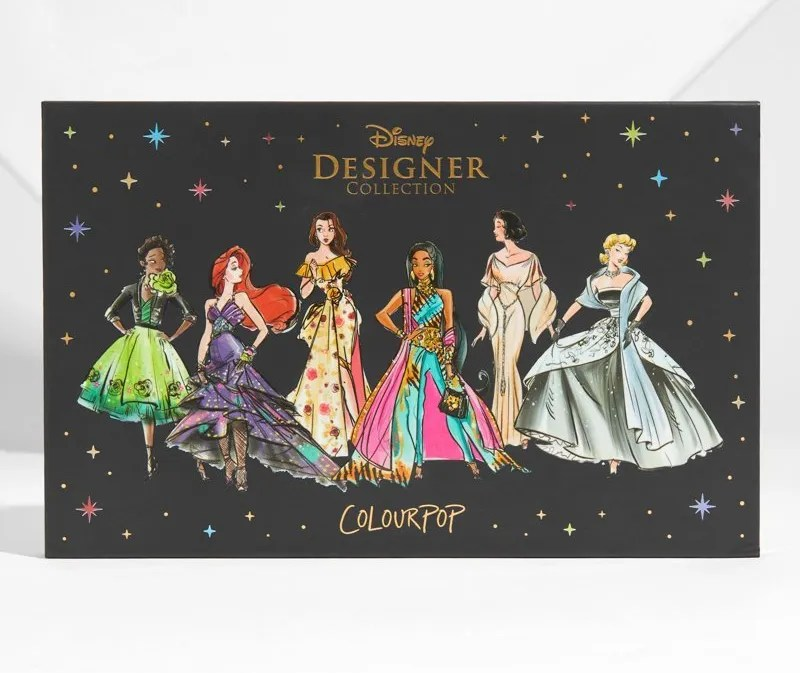 It's A Princess Thing Palette | ColourPop Disney Designer Collection