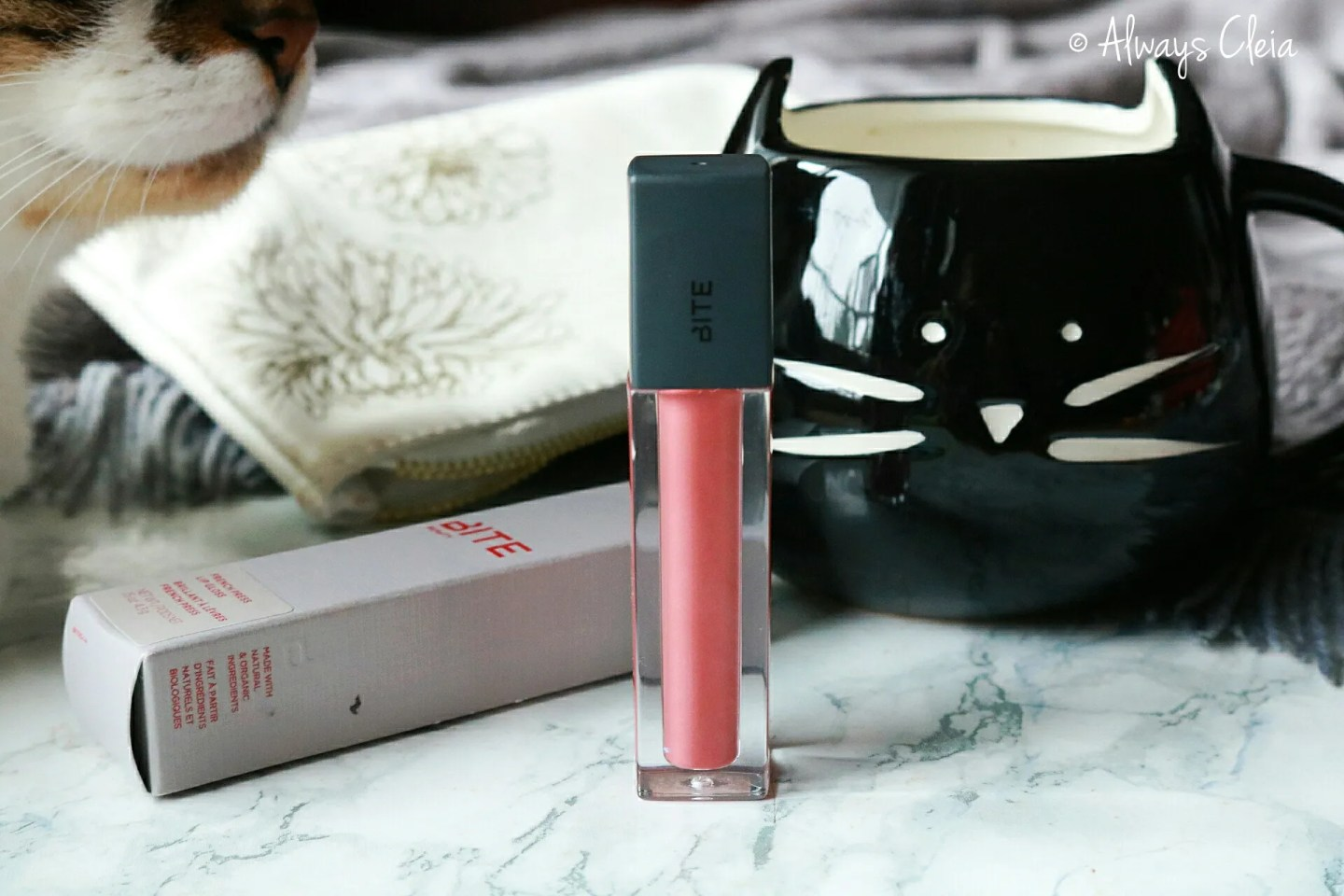 Bite Beauty French Press Lipgloss Review
