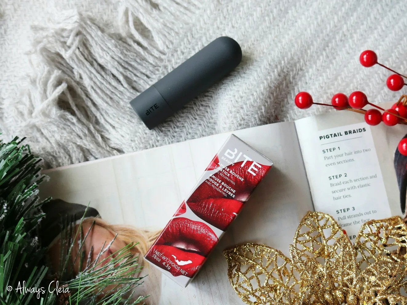 Fabfitfun Winter Bite Beauty Amuse Bouche Lipstick