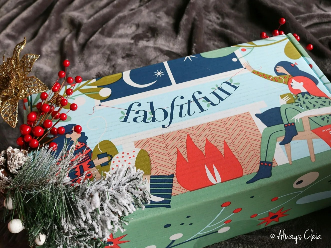 2018 Fabfitfun Winter Box Review