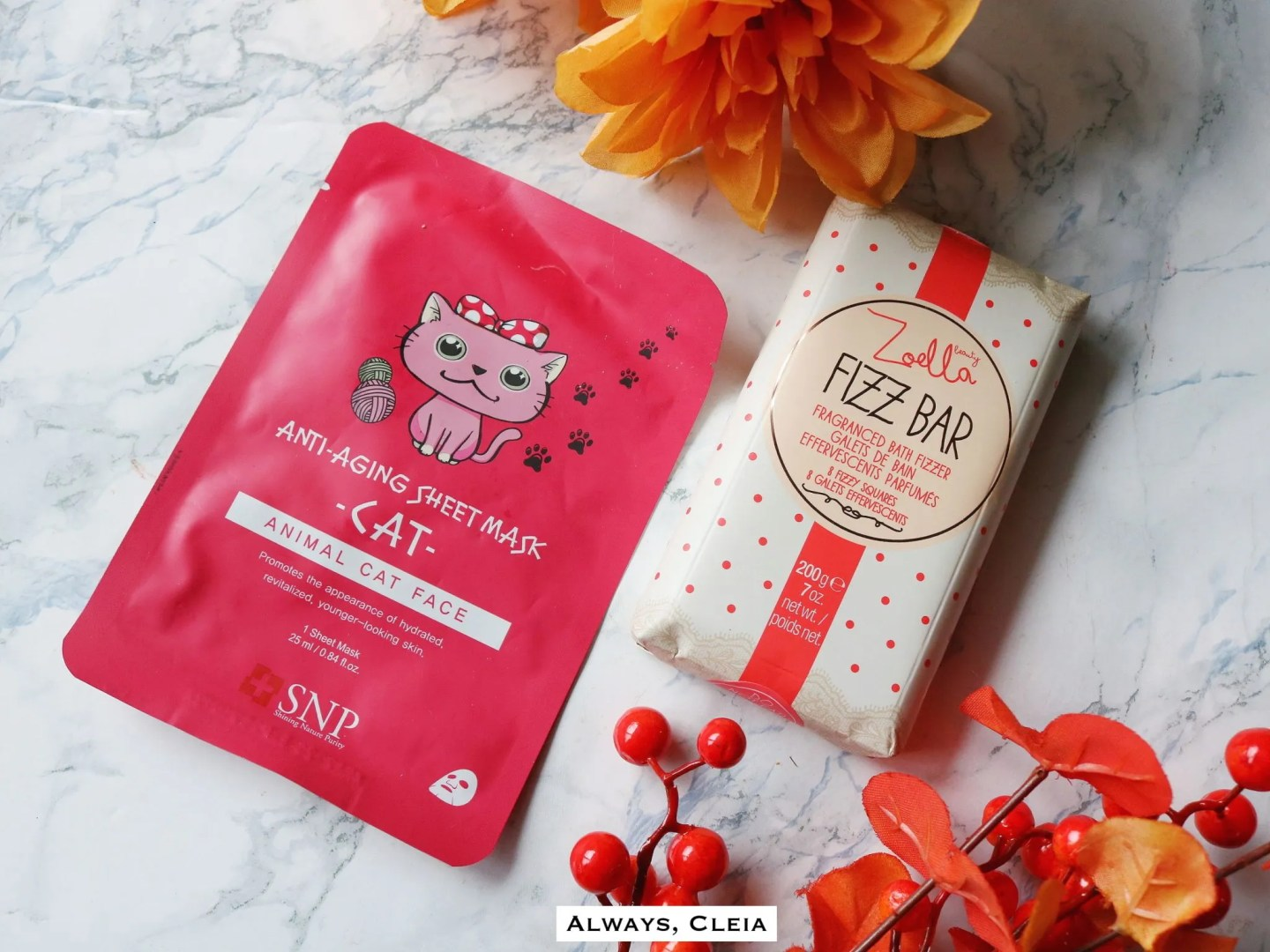 Ulta Haul Sheet Masks & Zoella