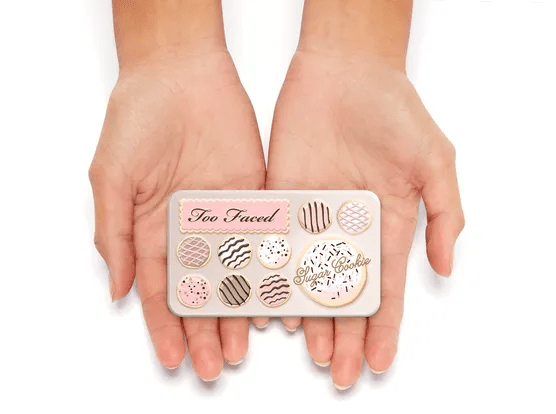 Holiday Anti-Haul | Too Faced Sugar Cookie Eyeshadow Palette