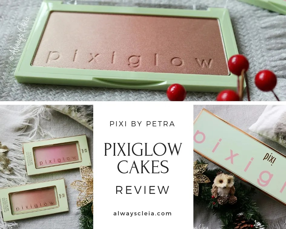 Pixi Beauty Pixiglow Cake Palettes Review