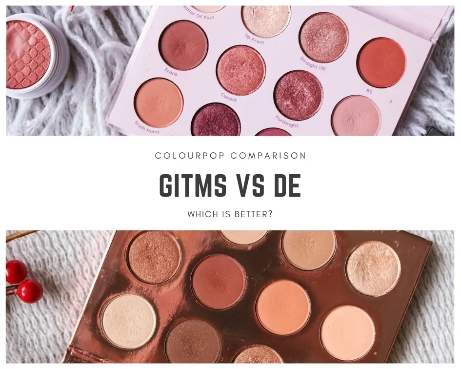 ColourPop Give It To Me Straight vs. Double Entendre | Which is Better?