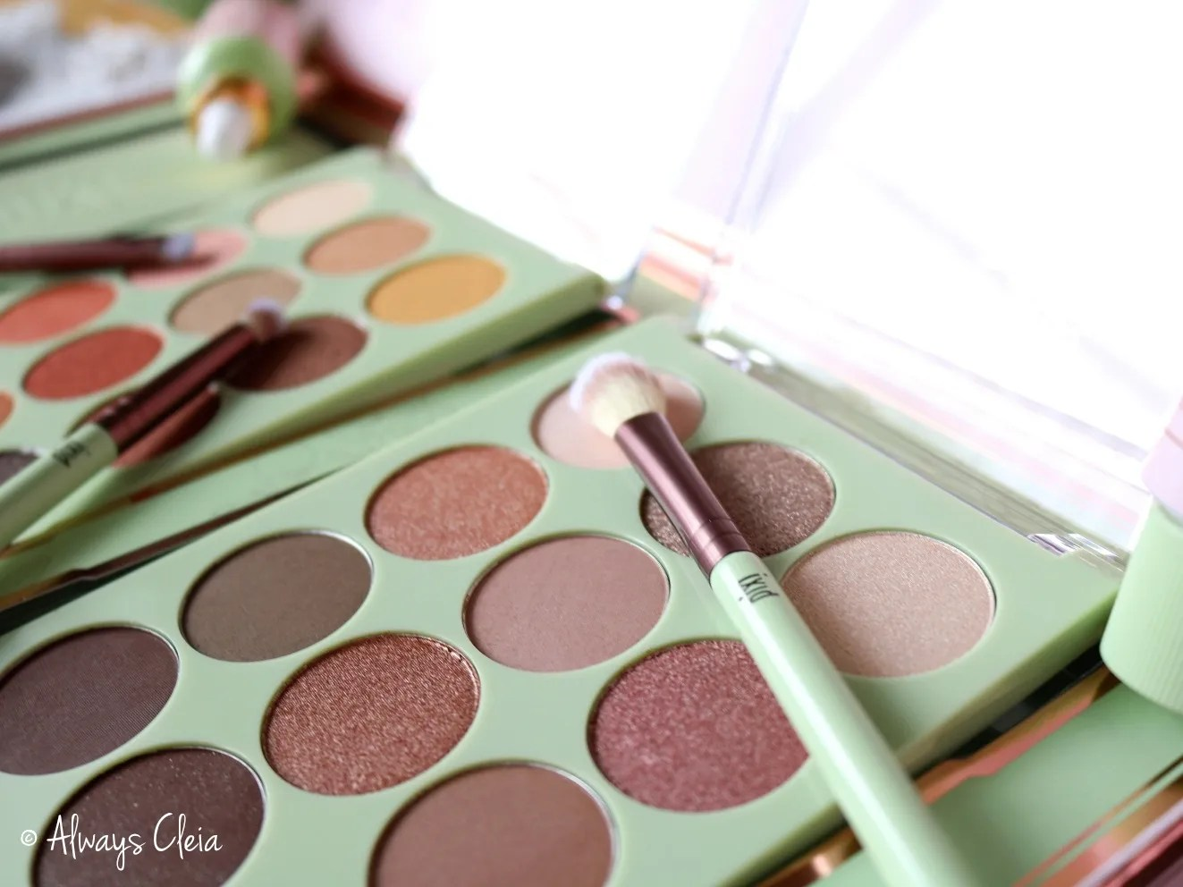 Pixi Natural Beauty Eye Reflections Eyeshadow Palette