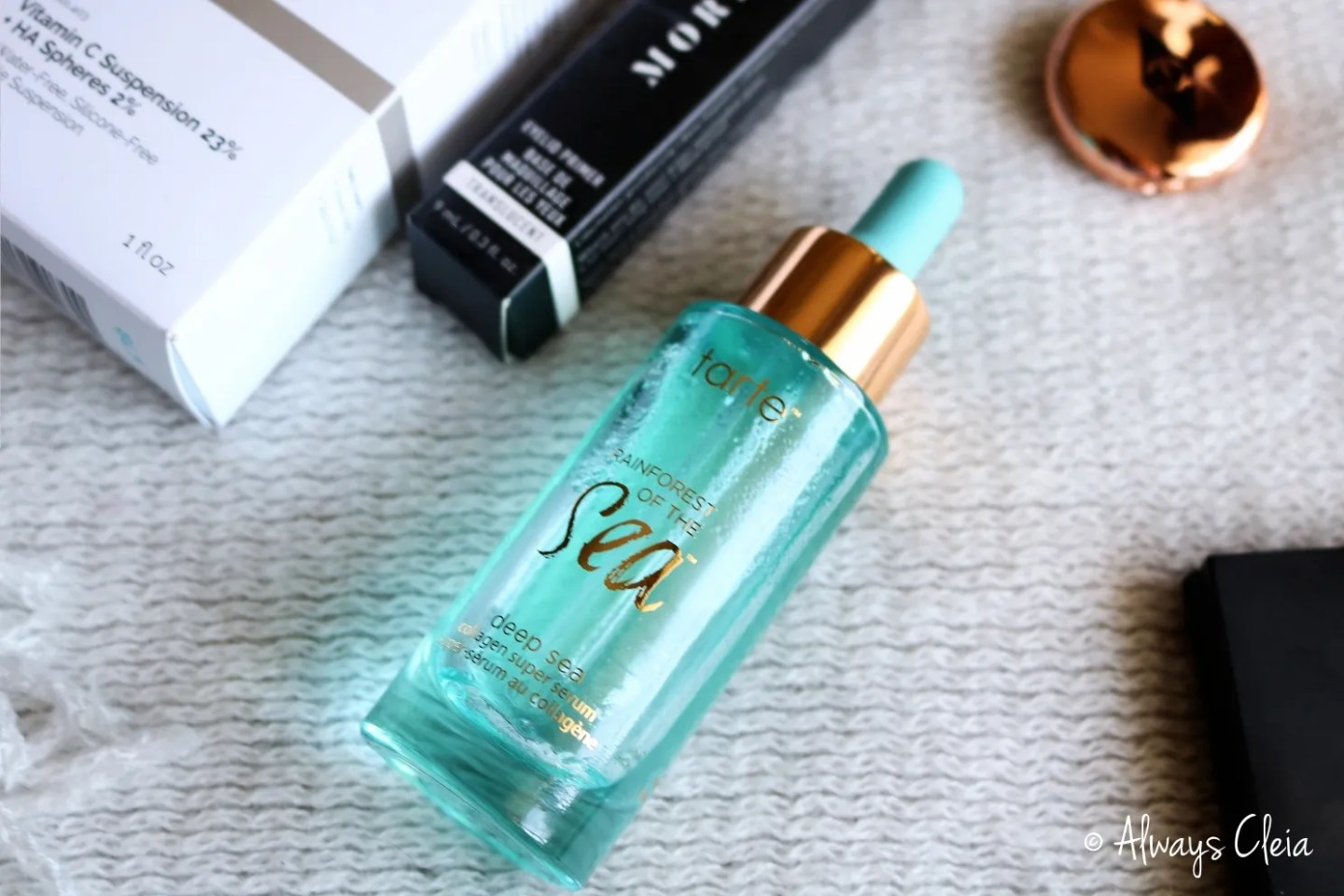 Tarte Rainforest Of The Sea Deep Sea Collagen Super Serum