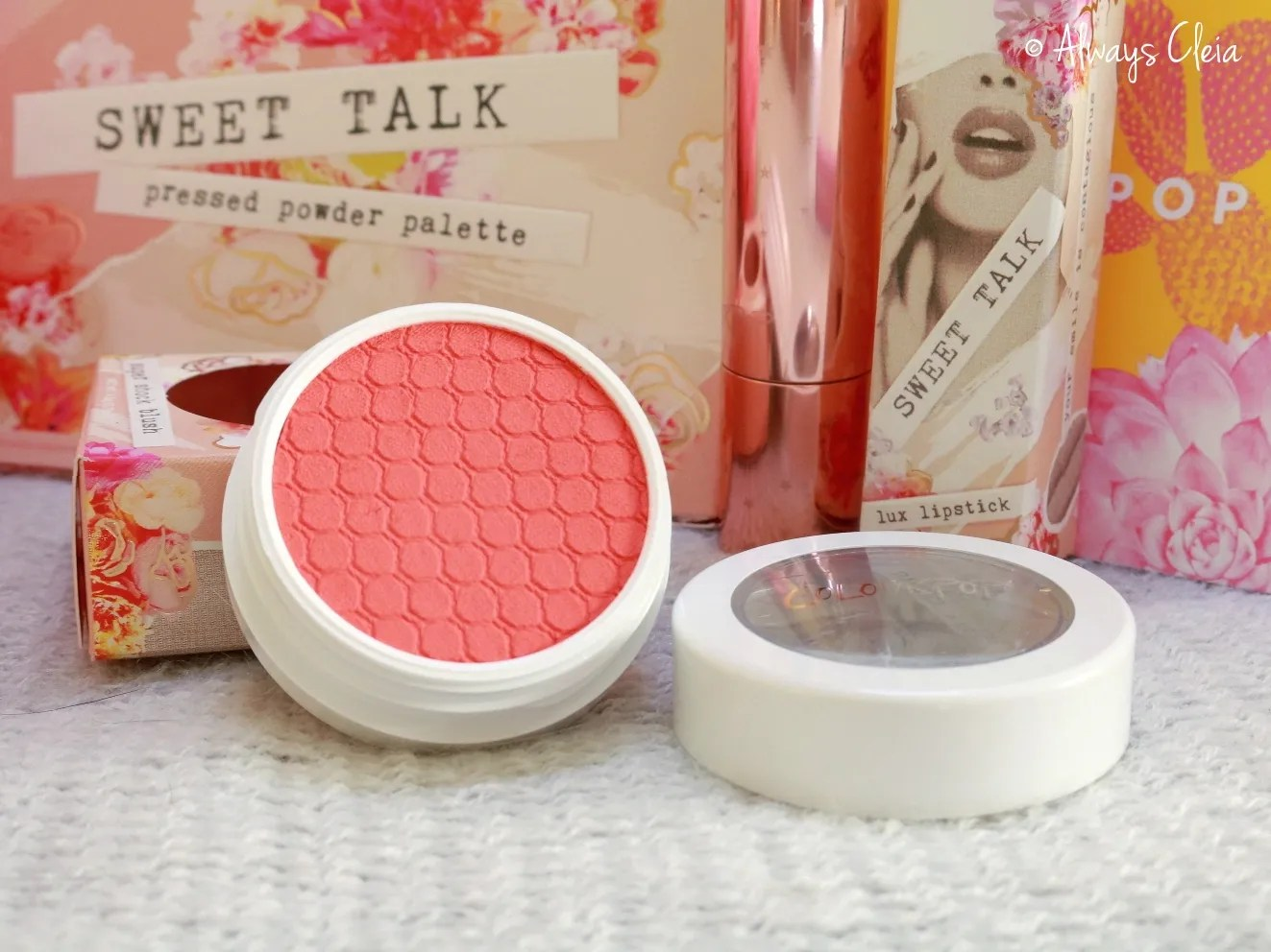 ColourPop Super Shock Blush | Get Leid