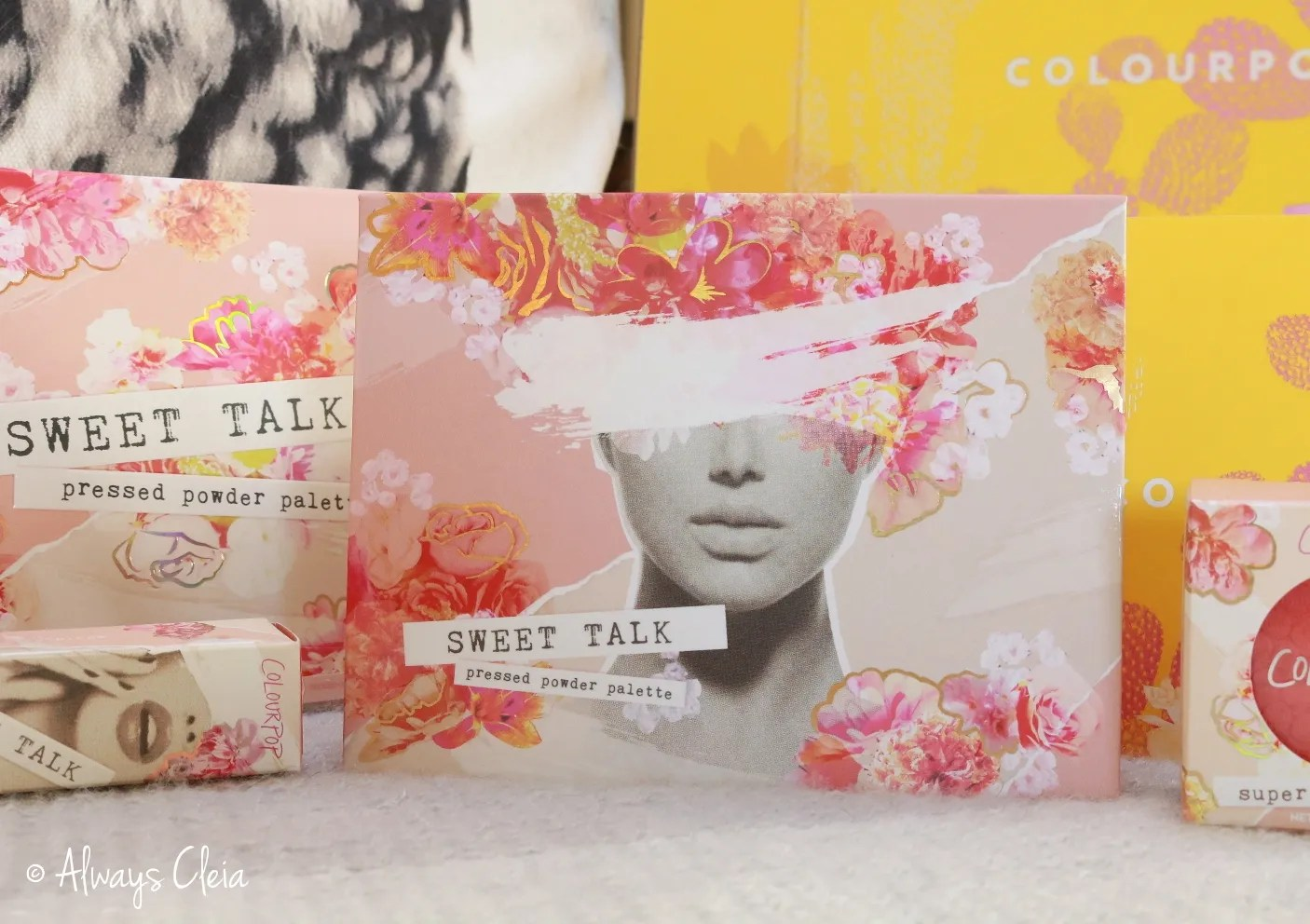Sweet Talk | ColourPop