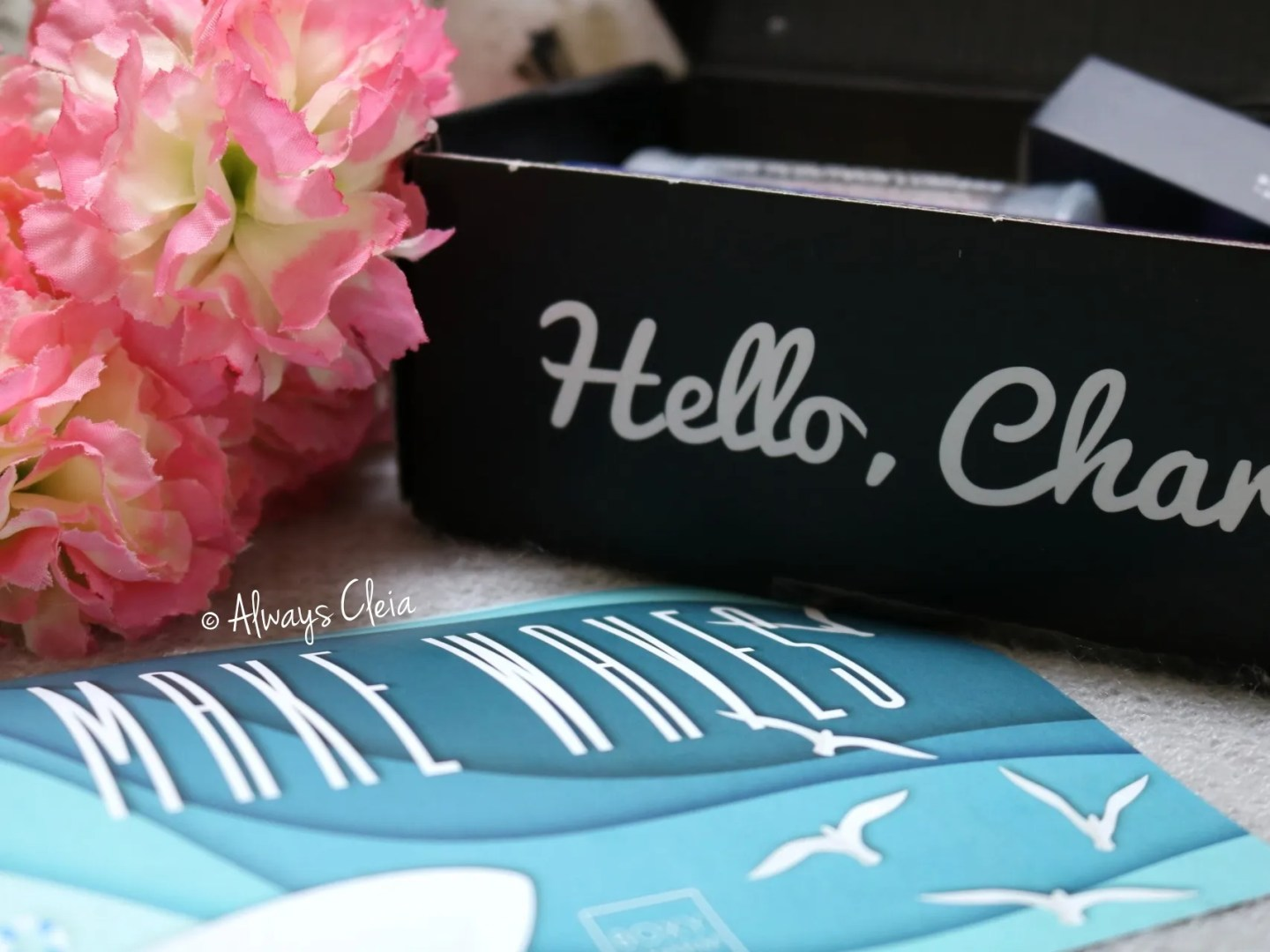 May Boxycharm Unboxing
