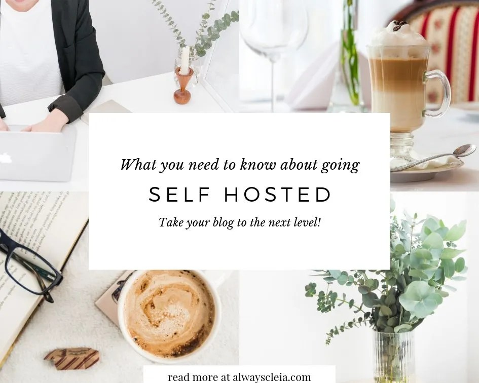 What you need to know about going self hosted with your blog