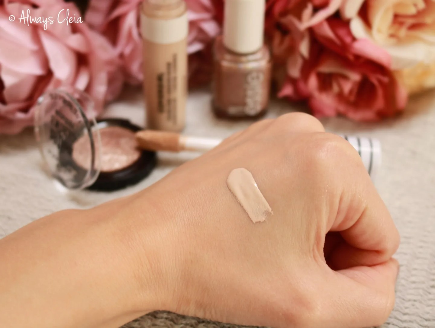 Covergirl Trublend Undercover Concealer Swatches