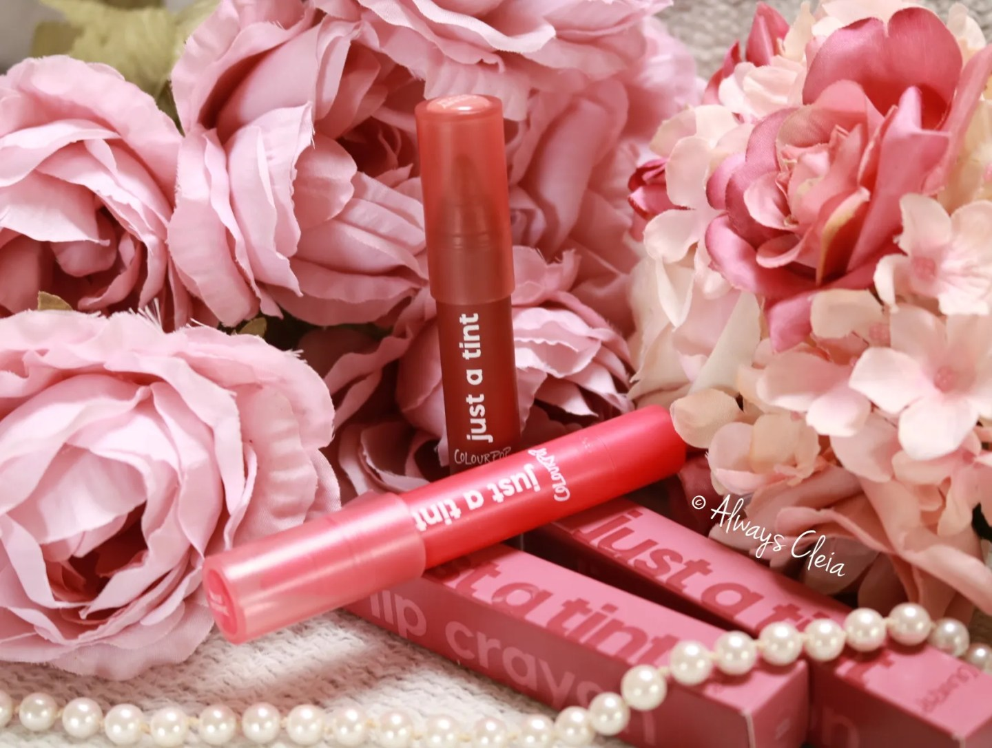 Just A Tint Lippie Tint Reviews