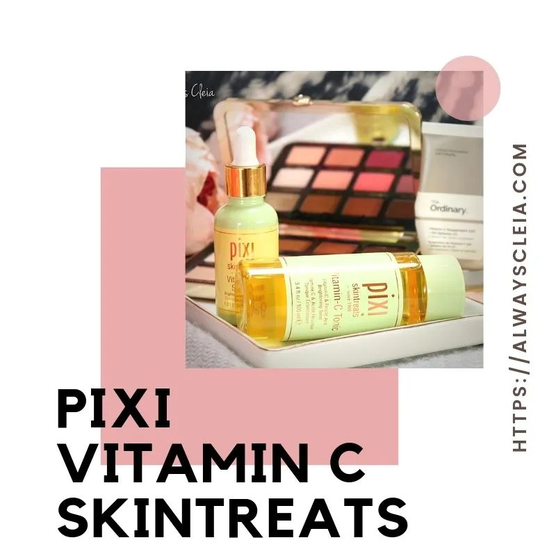 Pixi Beauty Vitamin C Skintreats Review