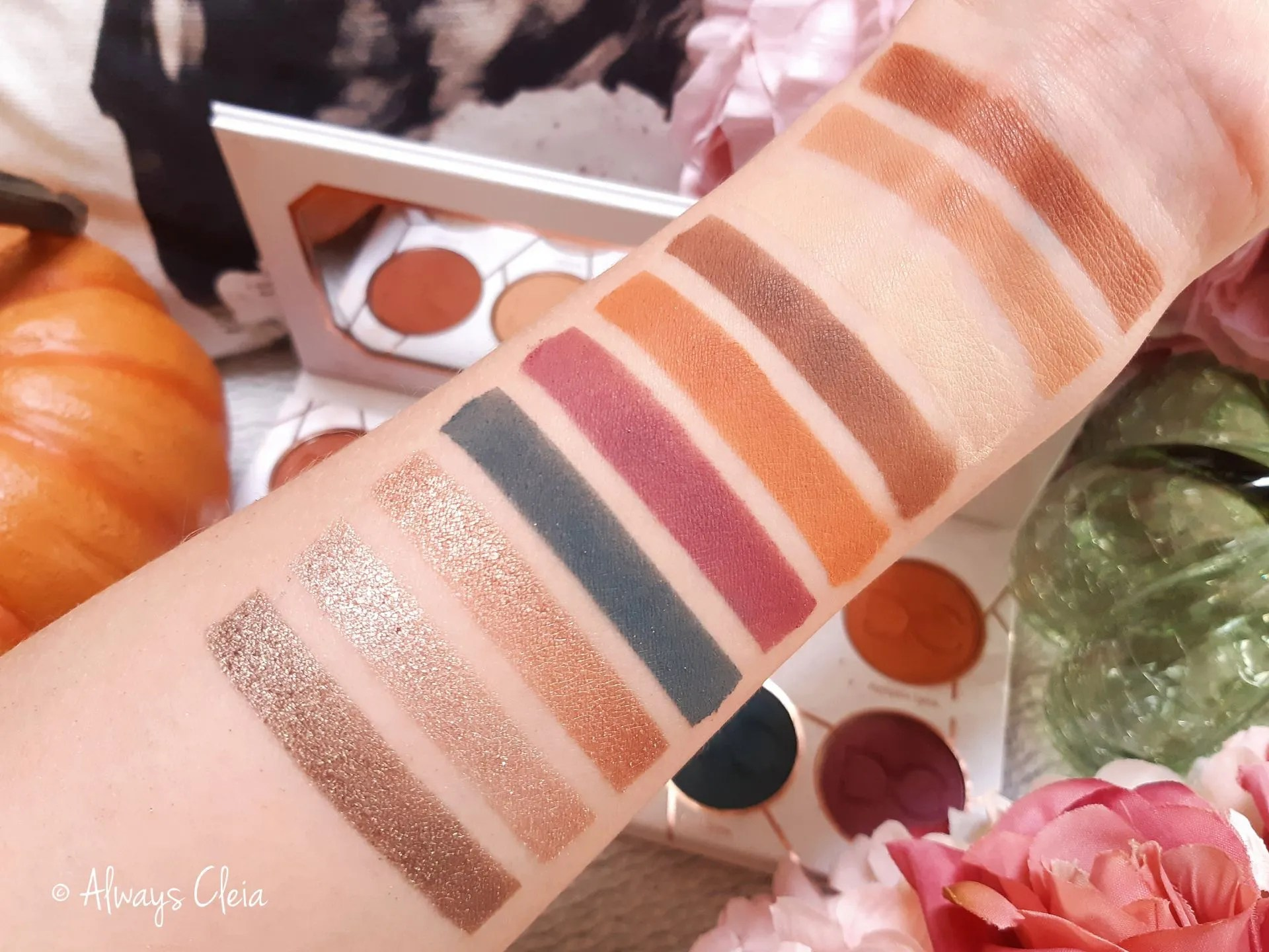 Dominique Cosmetics Latte Palette Swatches.jpg