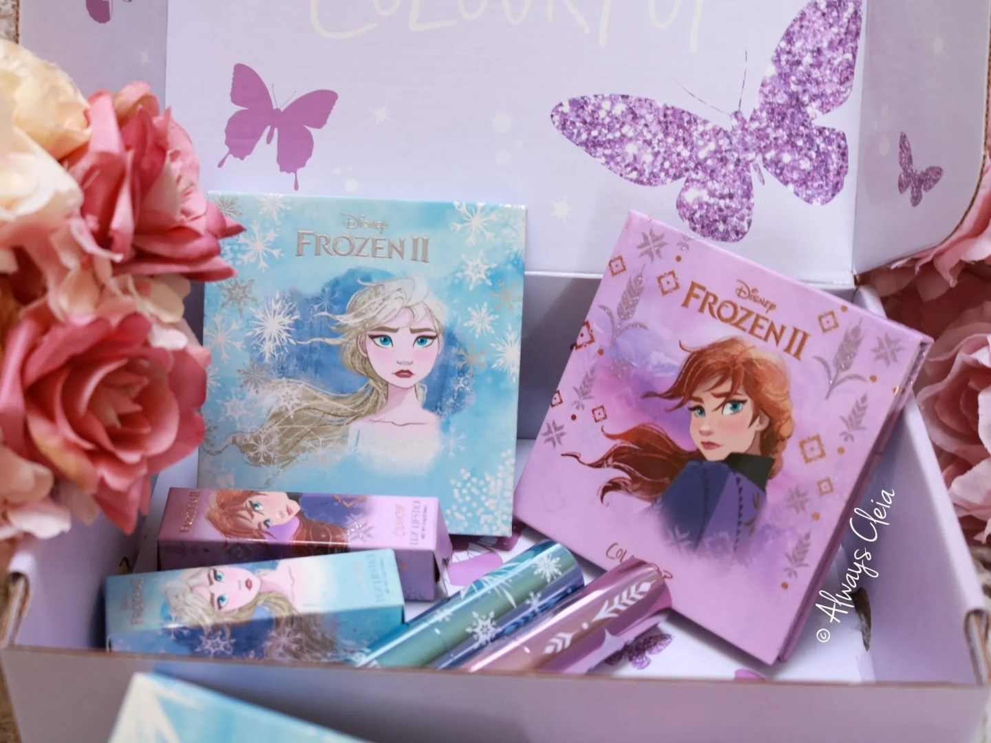ColourPop Frozen II Collection